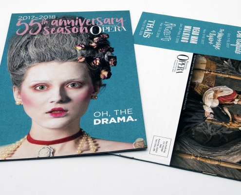 Direct Mail for Minnesota Opera