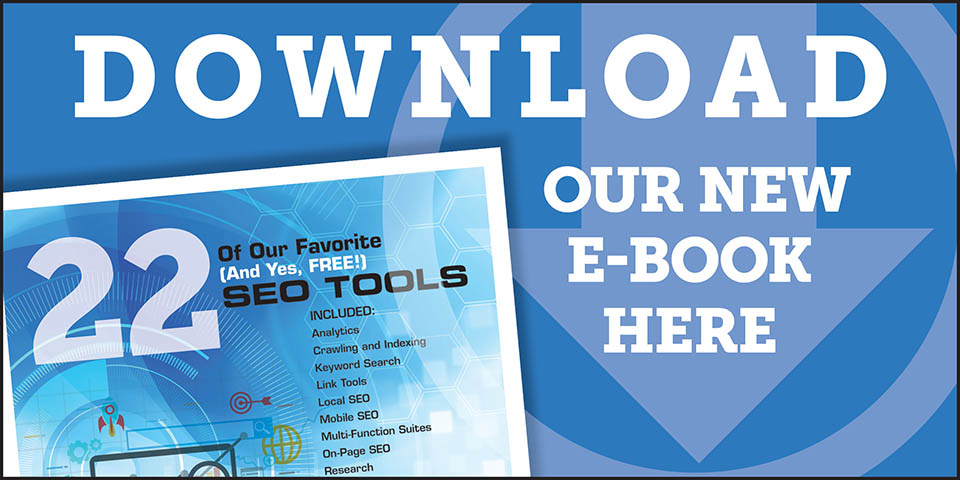22 of Our Favorite SEO Tools • Bolger