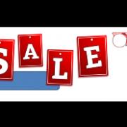 Sale on Postage